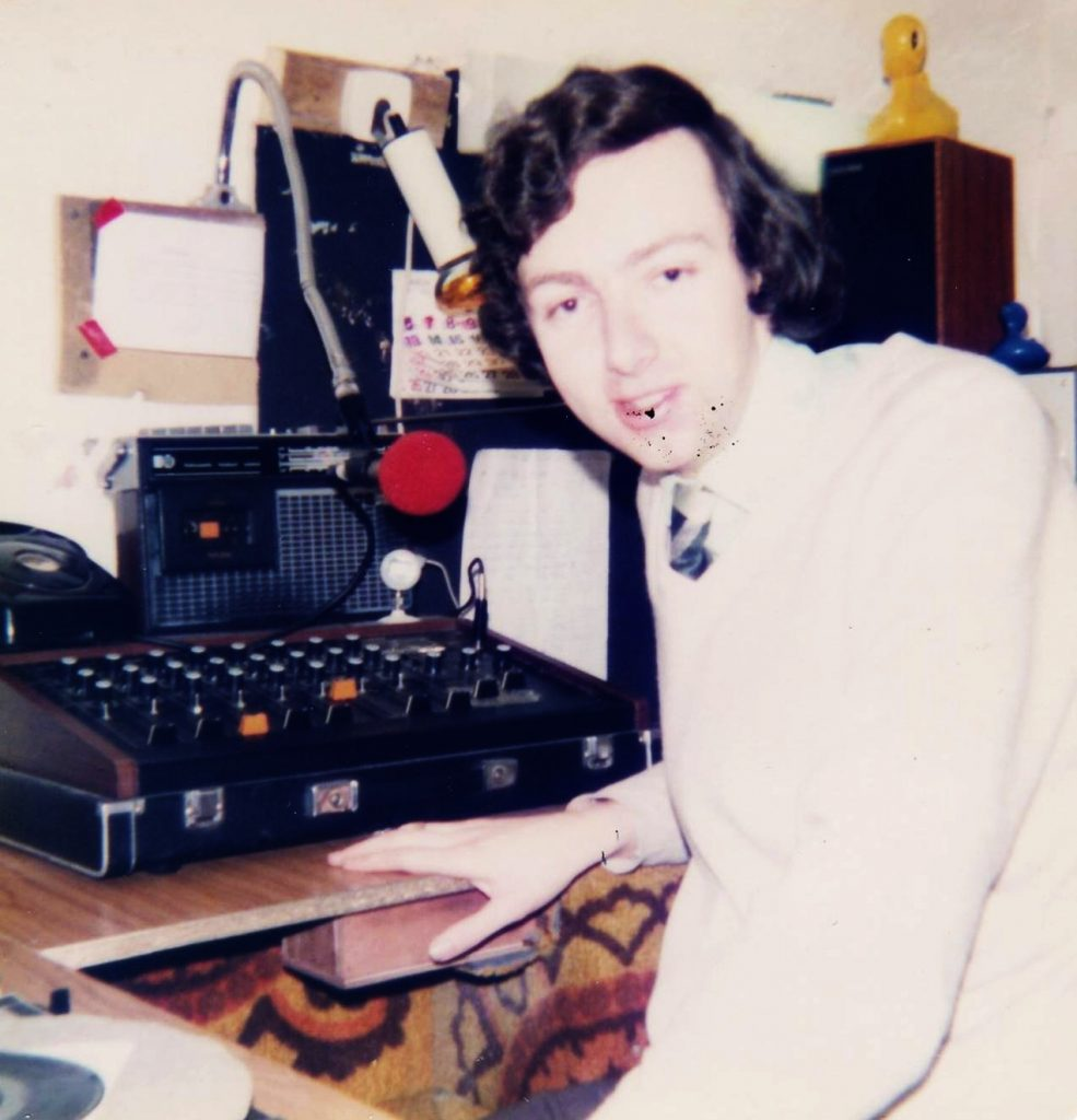 Paul Shepherd March 1983 ABC Radio