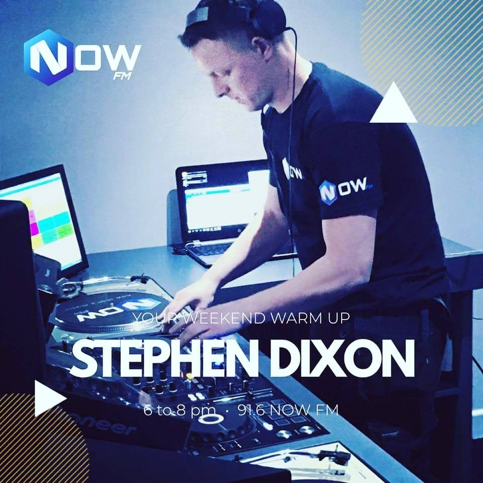 Stephen Dixon
