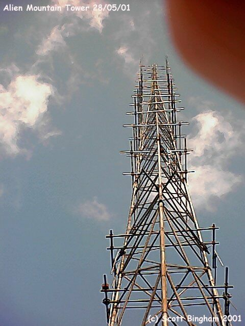 Energy 106 mast