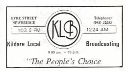 Kildare Local Broadcasting