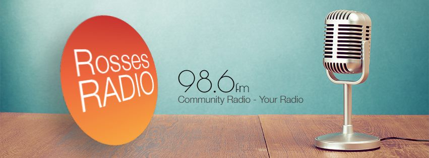 Rosses Community Radio aims to broadcast to, but not limited to, the Rosses area in Donegal & online to Rosses people all over the world.