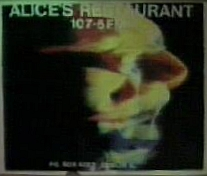 XFM started life as Alice's Restaurant  in October 1991, with a launch on November 12th 1991. At the time it was broadcasting on 106.4MHz, later on 107.1MHz.