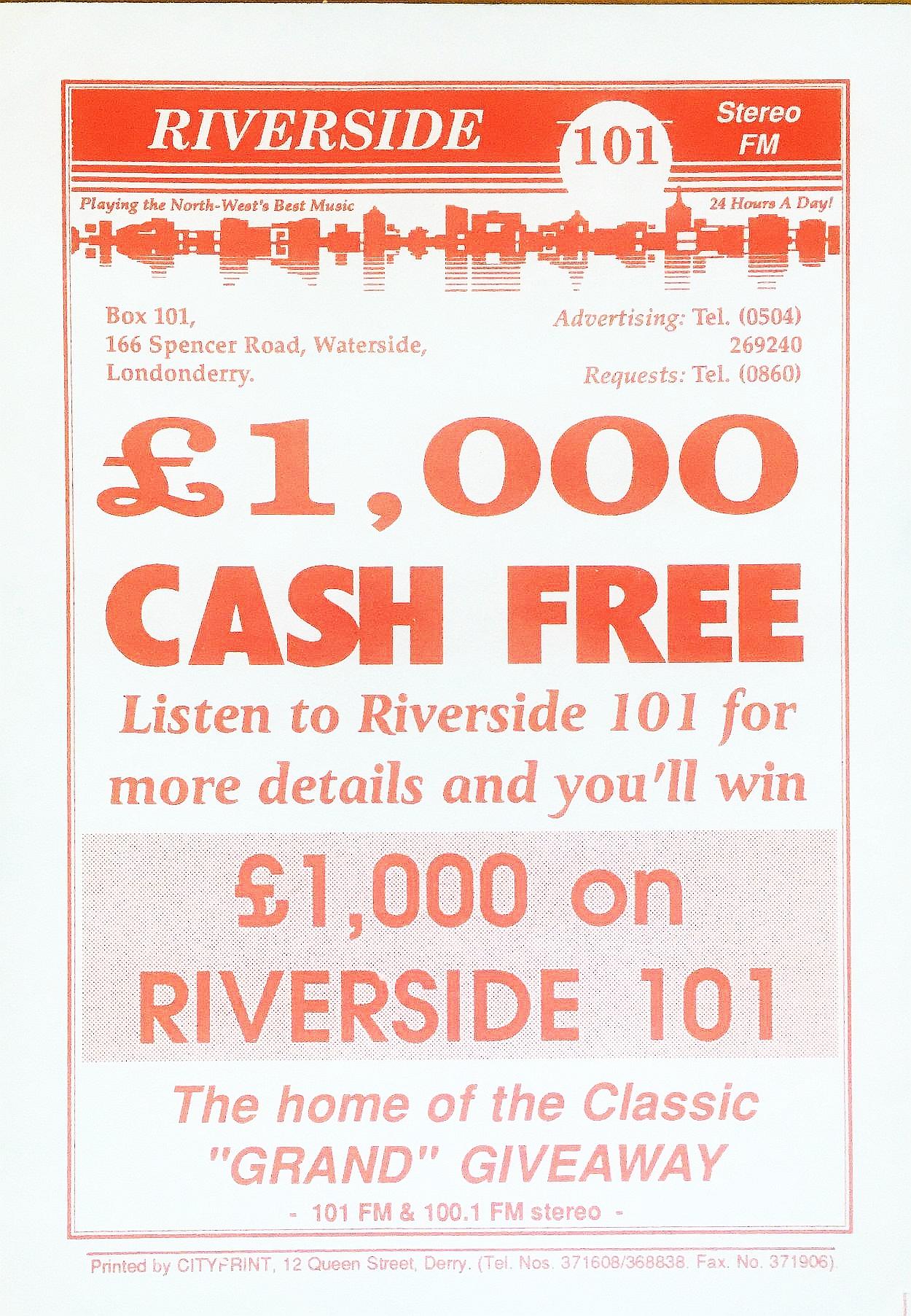 Riverside 101