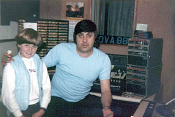 Don Allen on Radio Nova