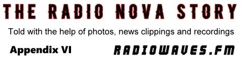 Radio Nova Story