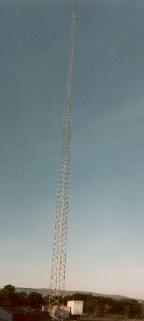Radio Nova mast