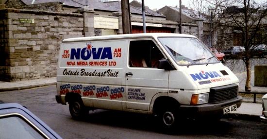 Radio Nova OBU