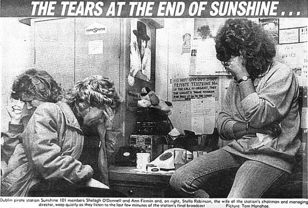 The tears at the end of Sunshine...