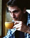 Pat Courtenay - he's no mug