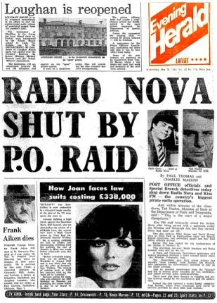 Radio Nova shut by P.O Raid