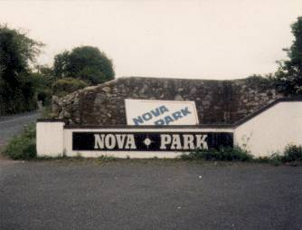 Raid on Radio Nova May 1983