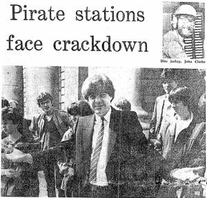 Pirate stations face crackdown - Radio Nova and Kiss FM raided