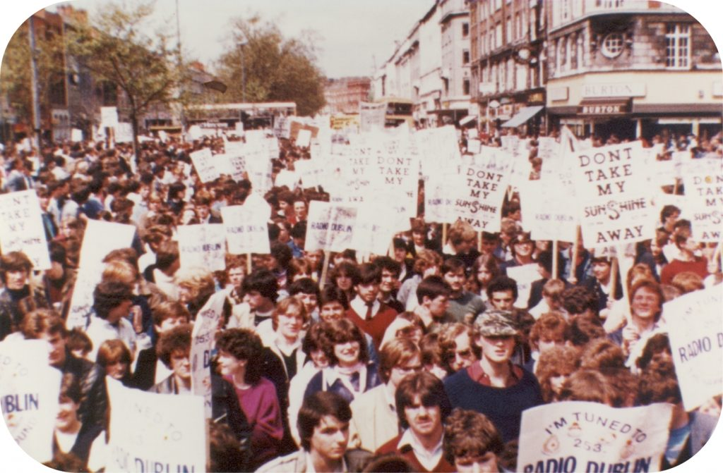 1983 raids march