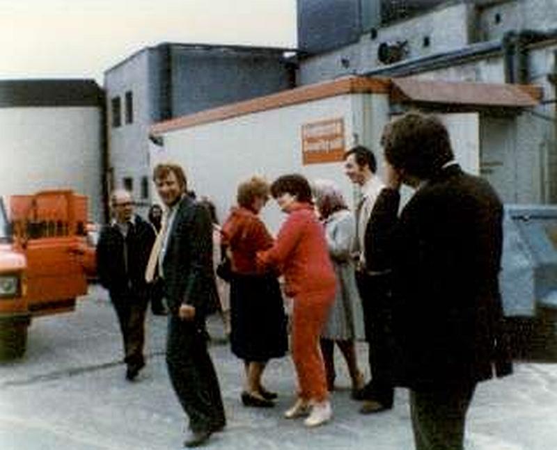 Raid on Sunshine Radio - May 1983