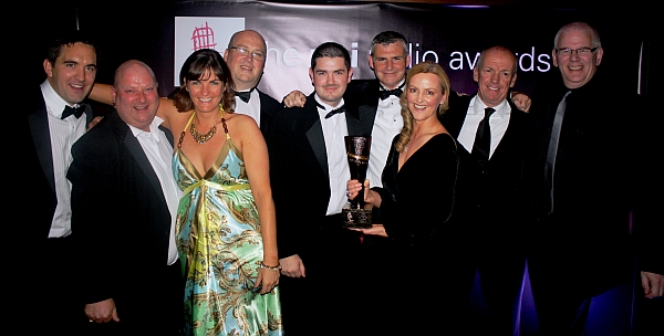 WLR FM From left: Kevin Casey – Sports Editor, Pat Maher – Chief Engineer, Aoibhin Fallon – Breakfast Presenter, Wayne Brown – Production Engineer, Michael Byrne -  Assistant Programme Controller, Timmy Ryan – Breakfast Presenter, Liz Reddy – Head Of News, Des Whelan – Managing Director and Roddy Cleere – Presenter