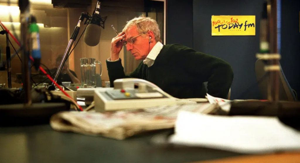 Eamon Dunphy has announced that he is to quit his Today FM show 'The Last Word'. It is believed that Dunphy will continue to present the show until the end of November. Although he has stated that he will be leaving Today FM on good terms, insiders suggest that Dunphy was not happy that approaches were made to Charlie Bird of RTÉ to front the show before the station agreed to a new €400,000 per year contract in the summer. It is most likely, however, that his punishing work schedule contributed to the decision. Dunphy is said to be in talks with TV Three about presenting a new Friday night chat show.