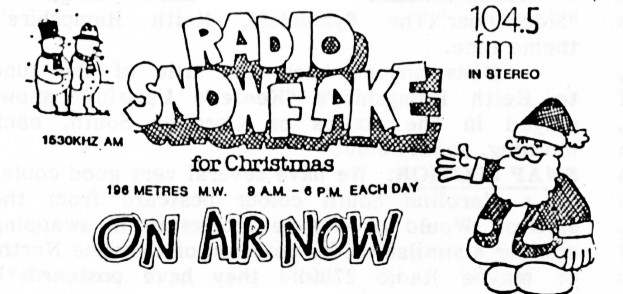 Radio Snowflake, the 80s Dublin pirate