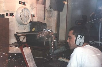 Tom Hardy closing Kiss FM Monaghan