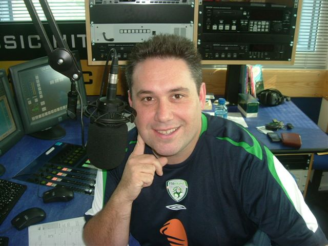 David Baker, who has been back on the Irish airwaves over the last few years as a swing jock at Q102 and KFM, has decided to return to the UK. He leaves Ireland this week with his family and is returning to Essex in south-east England where he will be hoping for a very swift return to broadcasting.