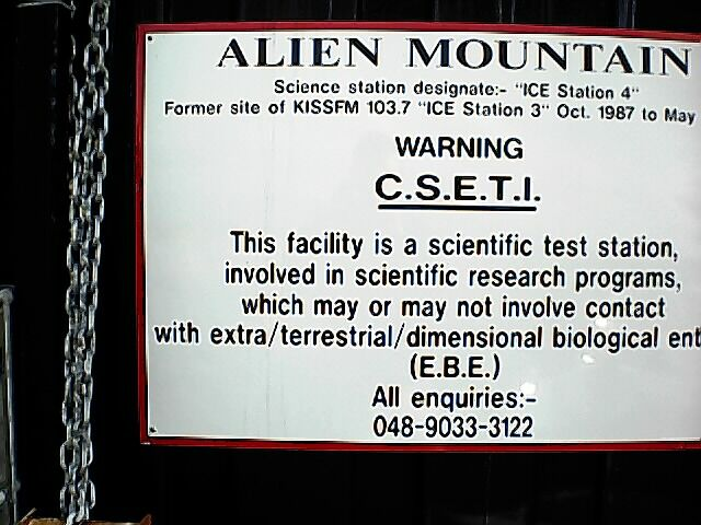 "Alien Mountain's border pirate stations have once again been silenced by ComReg. Magic 105 and Energy 106, who have been broadcasting into Northern Ireland from Monaghan for many years, were taken off the air early this morning. ""[ComReg] sent riggers up the mast destroying and wrecking everything in sight,"" according to station engineer Miles Johnstone. ""This is despite the current legal proceedings against them."" According to Miles, all antennae at the site have either been destroyed or removed. ""An original Kiss FM 103.7 transmitter was left intact,"" he says. ""It was the only item left."""
