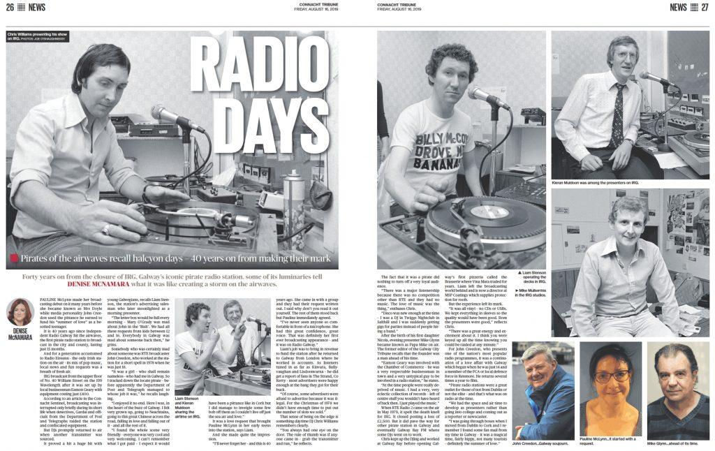 Independent Radio Galway
