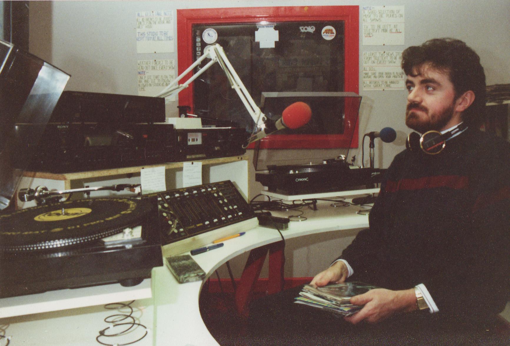 Gerry Conboy - Independent Radio Longford