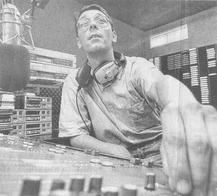 Colm Hayes on Capital Radio