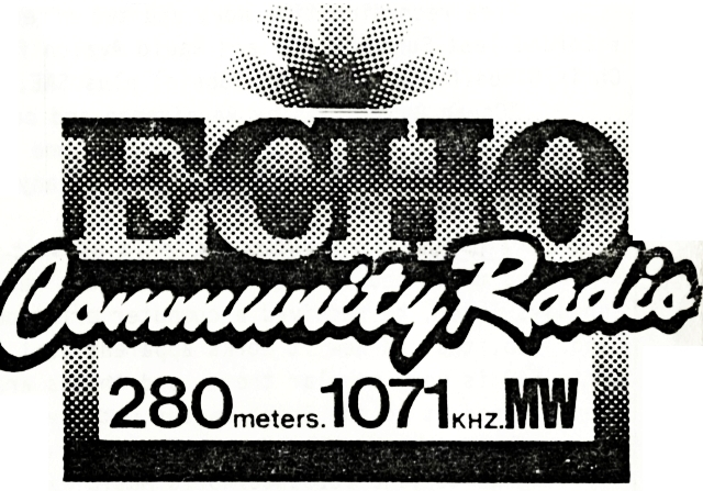 Echo Community Radio