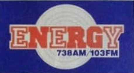 This is Alan Burns on air for Dublin pirate Energy 103 from May 8th 1987. This recording starts at 9.35am.