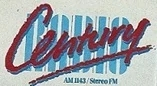From October 1989 this is Century Radio, the newly-launched national licensed service. This recording starts with 'Heartbeat' at 3pm, and that's followed by Declan Meehan from 4pm