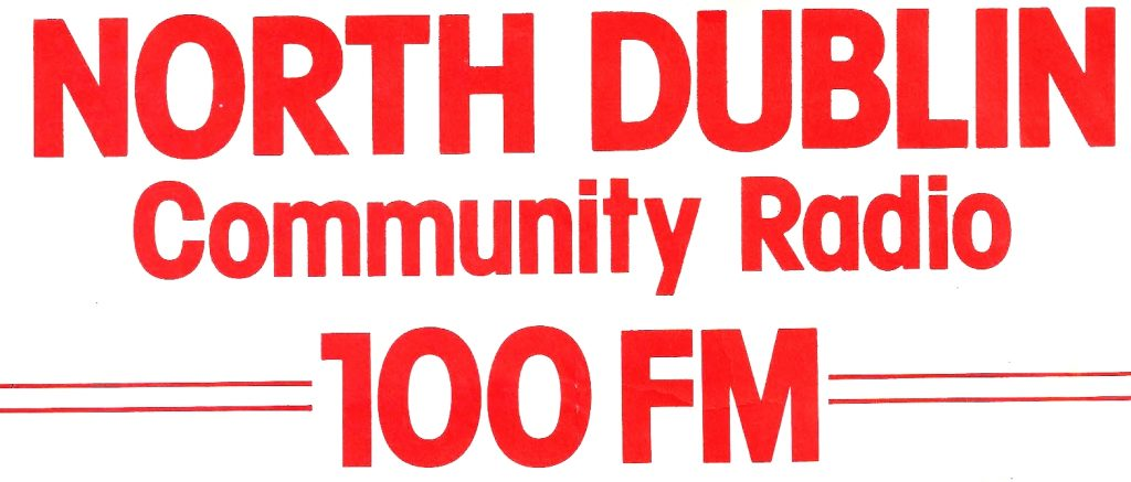 From December 30th 1988 this is a recording of the final broadcast from North Dublin Community Radio.