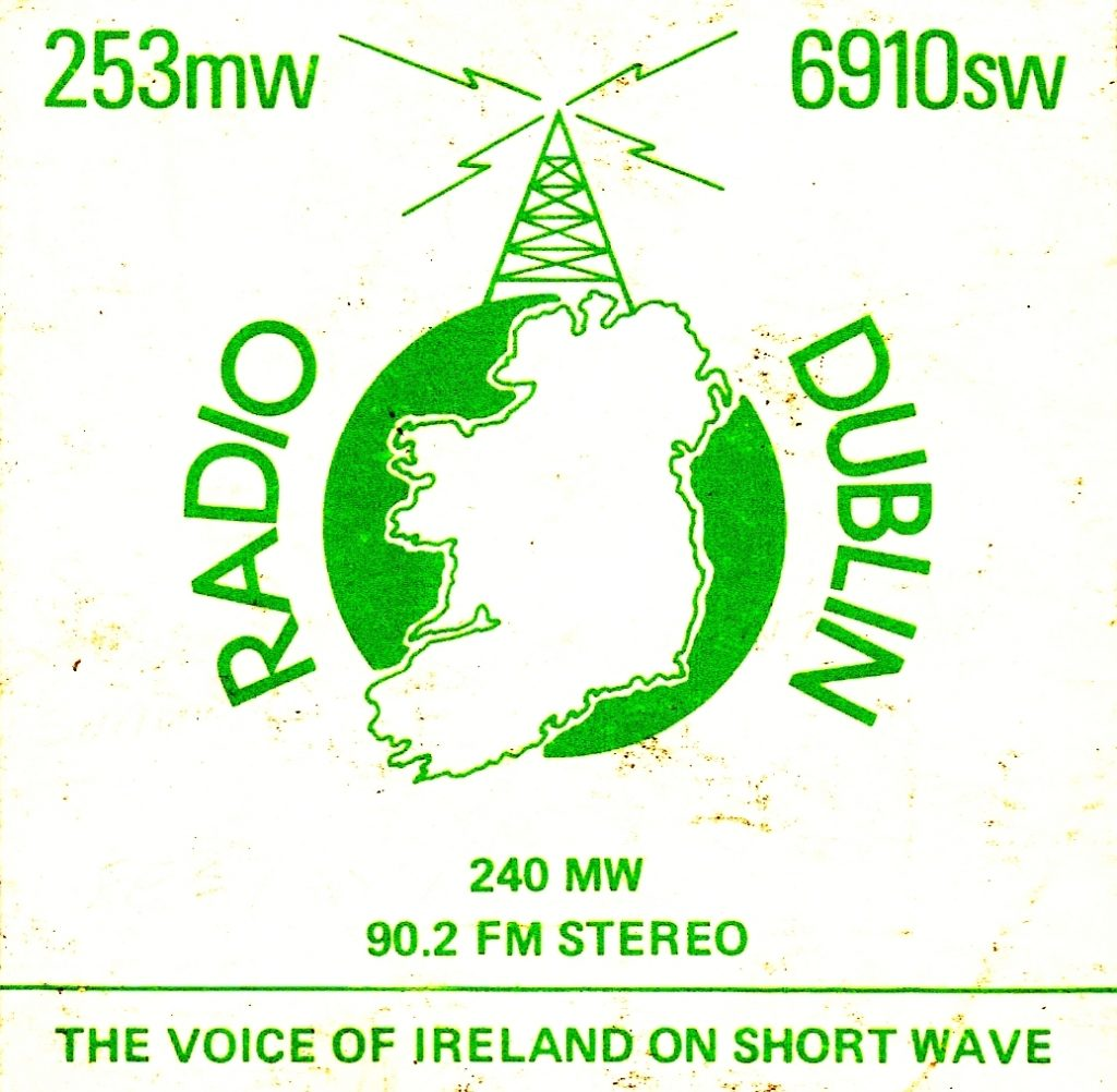 This is a recording of a special broadcast marking the 20th birthday of Radio Dublin. 'The History of Radio Dublin' was hosted by Pat Jennings and included various studio and telephone guests looking back at the station's history.