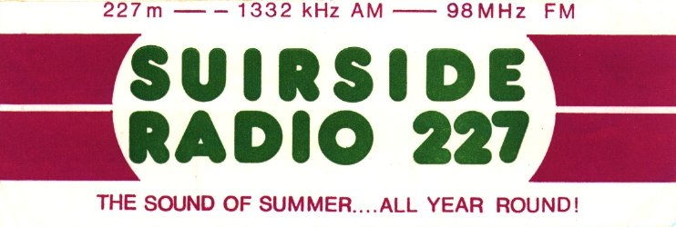 This is a recording of the final half-hour of Suirside Radio in Waterford. The station closed at midnight on September 27th 1985 with a plan to return as Crystal City Sound.