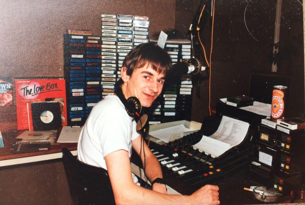 Keith York - South Coast Radio