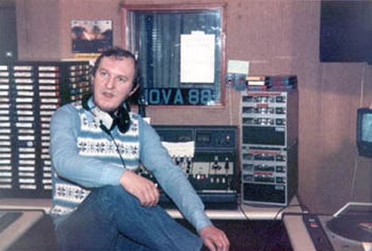 From a Saturday morning on a bank holiday weekend in October 1983, this is a recording of Jason Maine on Radio Nova, the Dublin pirate station.