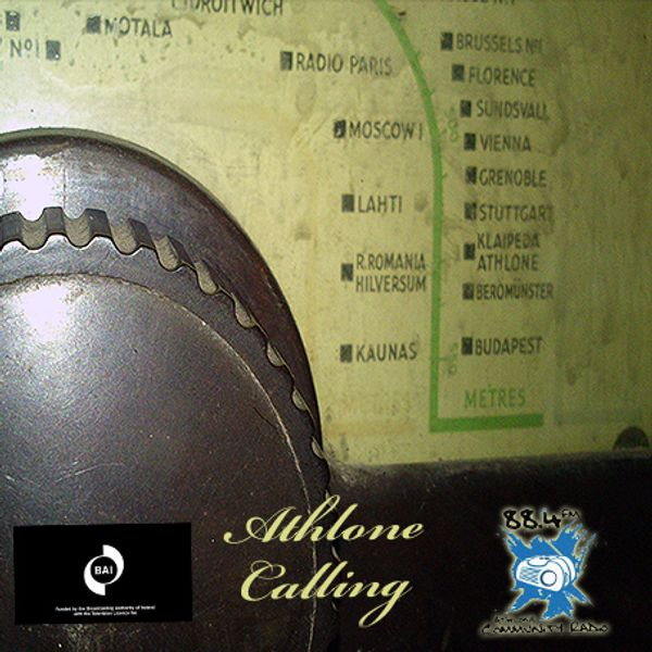Athlone Calling is an Athlone Community Radio documentary which goes back in time to tell the history of the Athlone transmitter - the first high-power transmitting station in Ireland which was officially opened by An Taoiseach Éamon de Valera in 1933.
