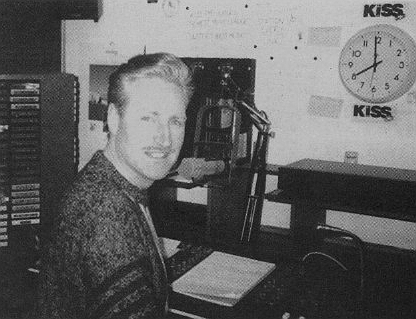 Recorded off 103.7MHz, this is Monaghan's super station Kiss FM with John Friday in the hot seat on November 15th 1988