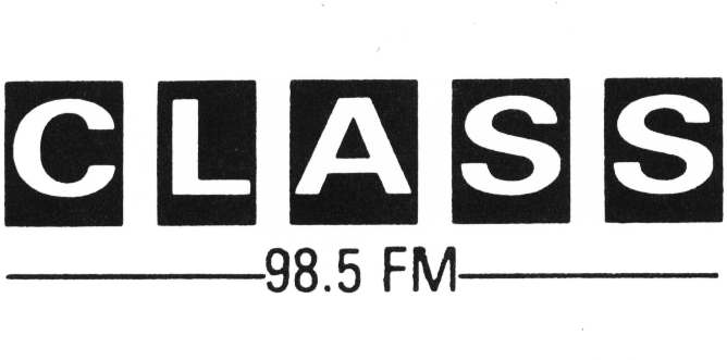 From the final day on air at the end of December 1988, this is Class Radio, the easy listening station for Dublin.