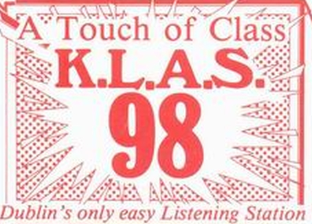 This is a recording of  Dublin's easy-listening station KLAS from December 5th 1986 featuring David Baker from 8.30pm.