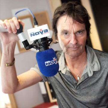 This is Pat Courtenay on Drive for Radio Nova 100, the rock music station serving Dublin, Meath, Kildare and Wicklow. The recordings runs from the start of his show at 3pm.