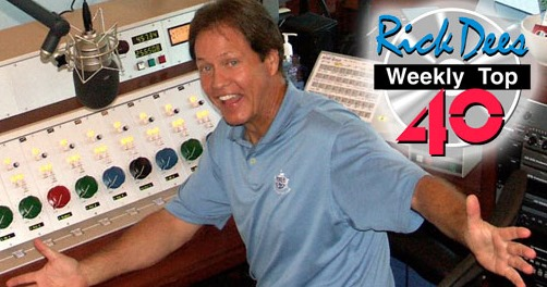 From July 21st 1984 this is the American syndicated programme Rick Dees Weekly Top 40 as it played out on Radio Nova on 102.7FM.