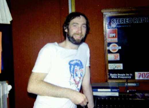From Tuesday morning, September 20th 1983, this is the iconic pairing of Declan Meehan (pictured, right) and Bob Gallico on Radio Nova, recorded off 88.2MHz FM just as the 8pm News starts.