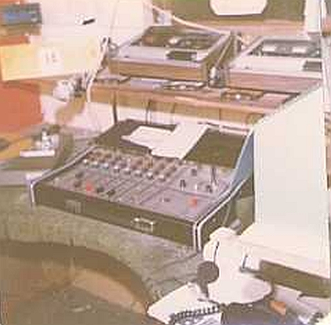 This is a recording of Radio City, the Dublin pirate station, from April 8th 1982. Tommy Flanagan is on the air from 7.45am.