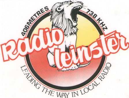 This is Gordon Summerville on the Dublin pirate Radio Leinster from August 1981. The recording starts at just after 10am.