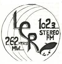 This is Laois Community Radio from September 30th 1986. Maggie May is on the air from 11am and the recording is split into two half hour segments with the second part covering the last 30 minutes of Maggies's programme from 12.30pm.  It was made in the north-west of England so suffers from some interference.