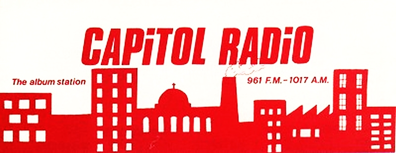 This is the 80s alternative rock music pirate station for Dublin, Capitol Radio. The recording was made from 95.8MHz and starts at midday.