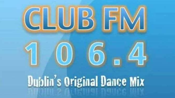 This is the Dublin station Club FM from August 30th 1994. Dave Power is on air for the morning show, recorded off 106.4MHz from 9.25am.